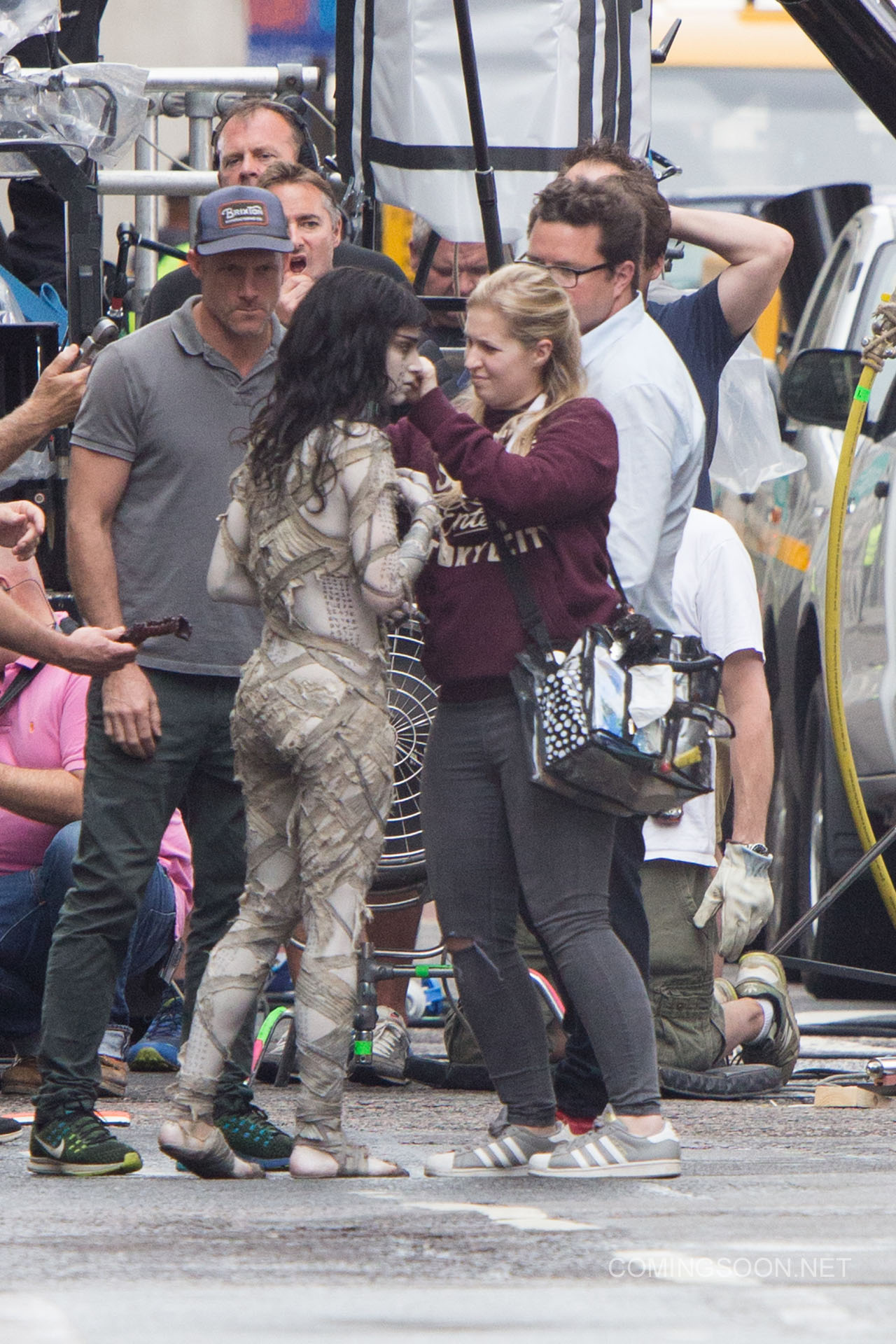 The Mummy Set