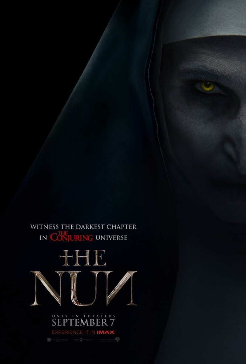 The Nun Trailer: Conjuring Spin-Off Gets Into the Habit of Terror