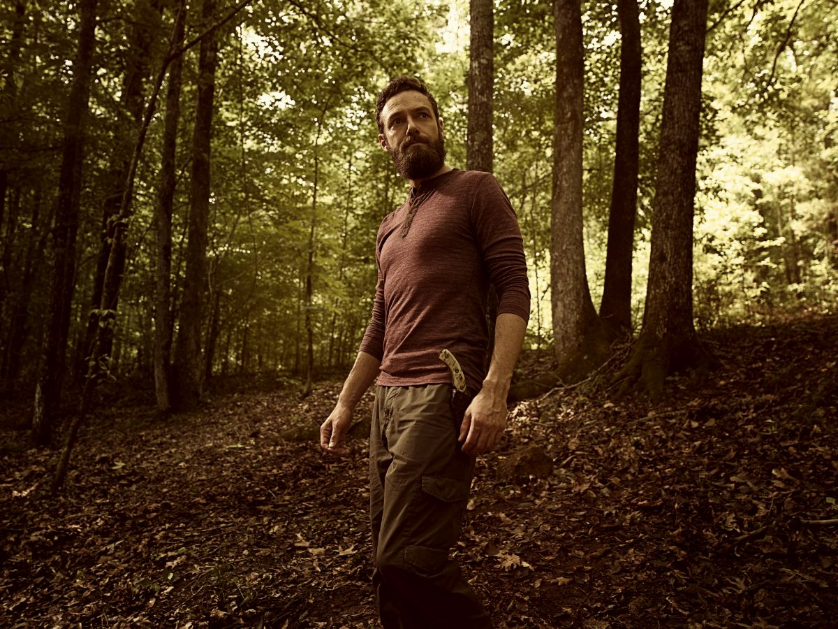 Ross Marquand as Aaron - The Walking Dead _ Season 9, Gallery- Photo Credit: Victoria Will/AMC