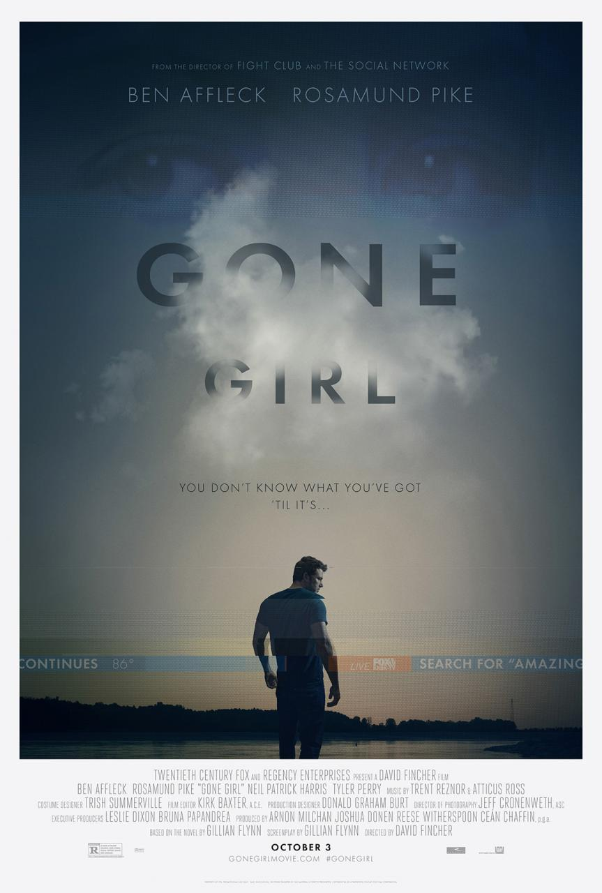 #10 Gone Girl (Fox)