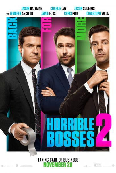 #3 Horrible Bosses 2 (New Line/WB)