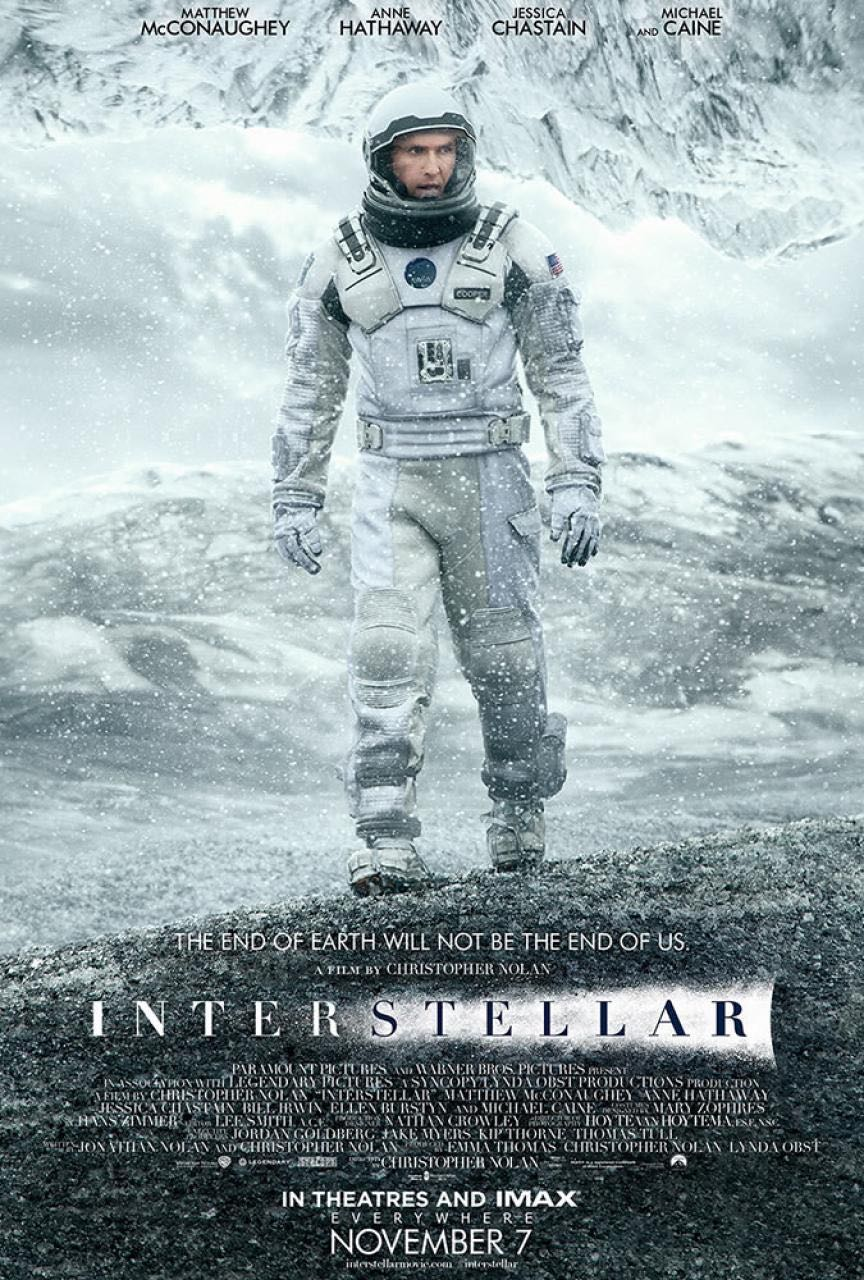 #5 Interstellar (Paramount)