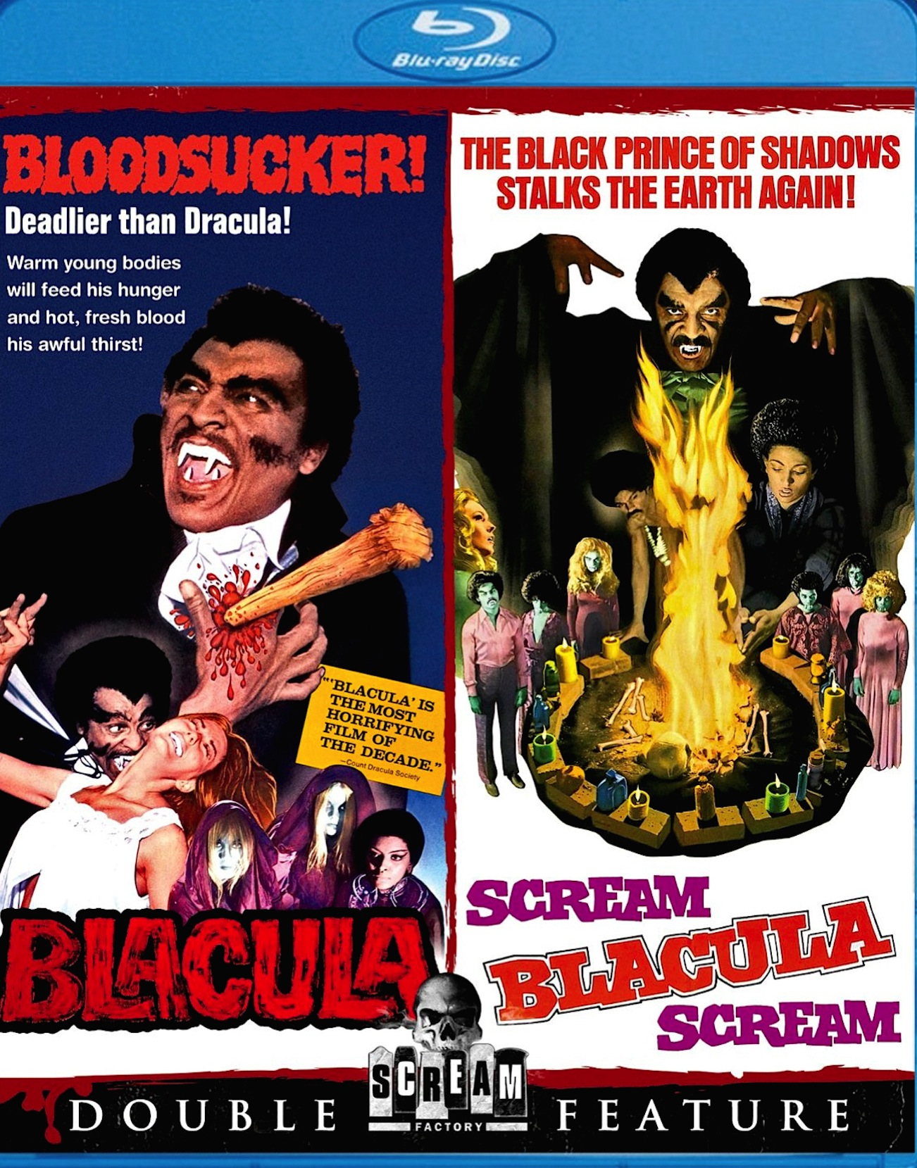 Blacula / Scream Blacula Scream