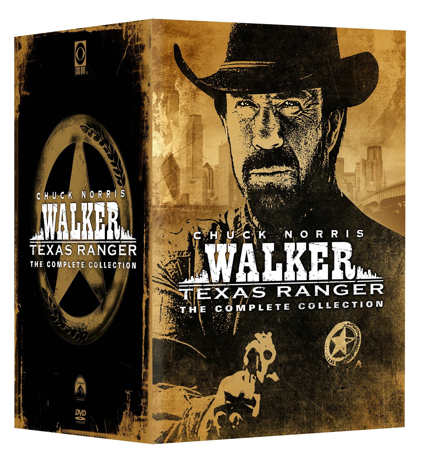 Walker, Texas Ranger: The Complete Series