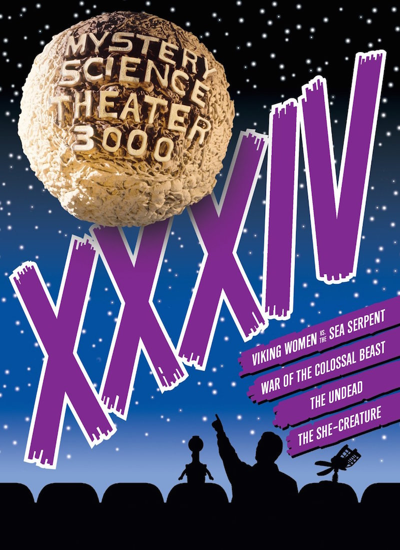 Mystery Science Theater 3000 - Volume XXXIV