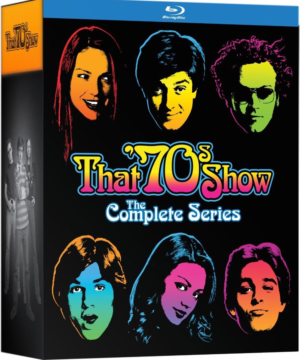 That 70's Show: The Complete Series