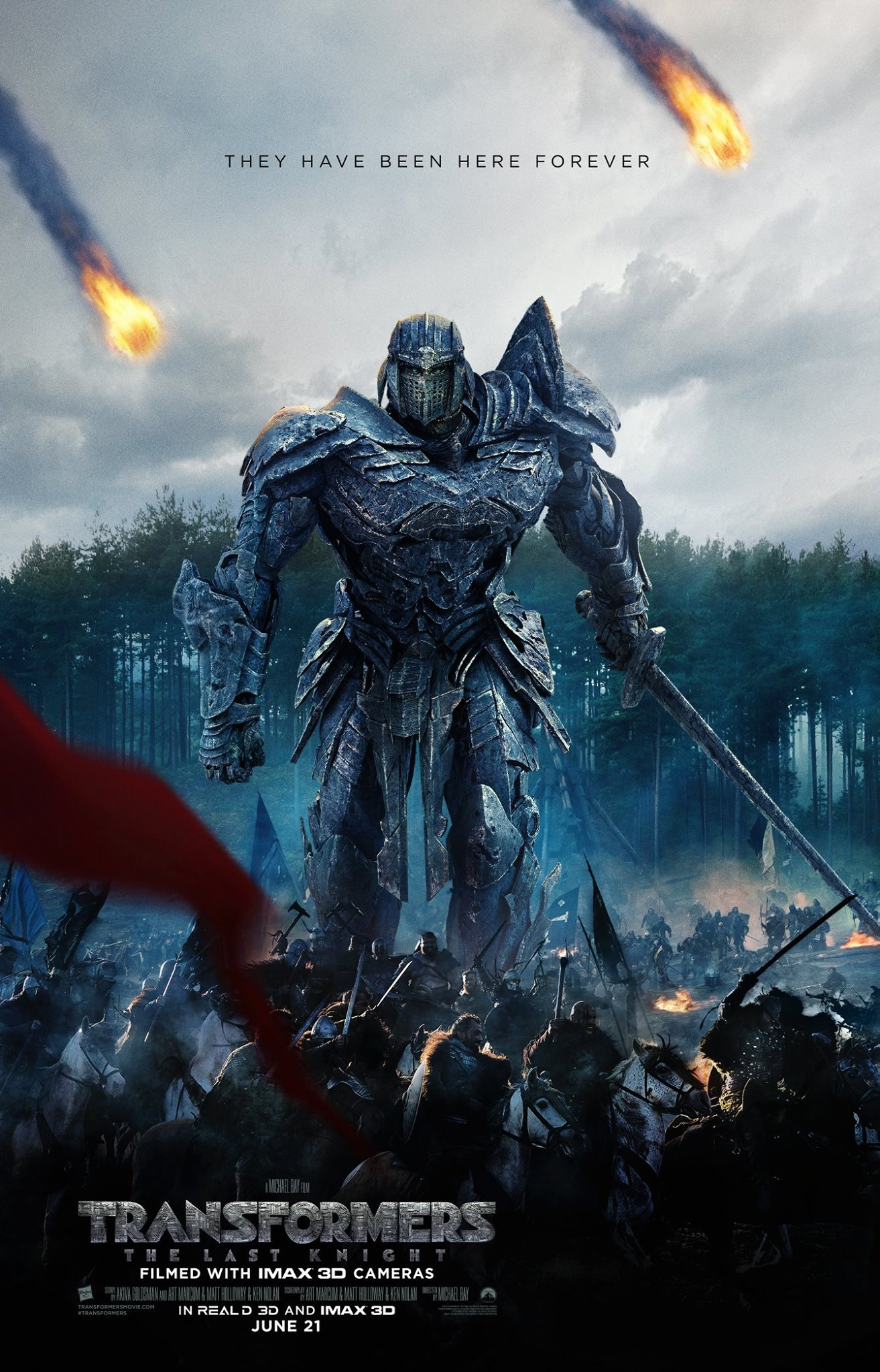 Transformers: The Last Knight Official Gallery