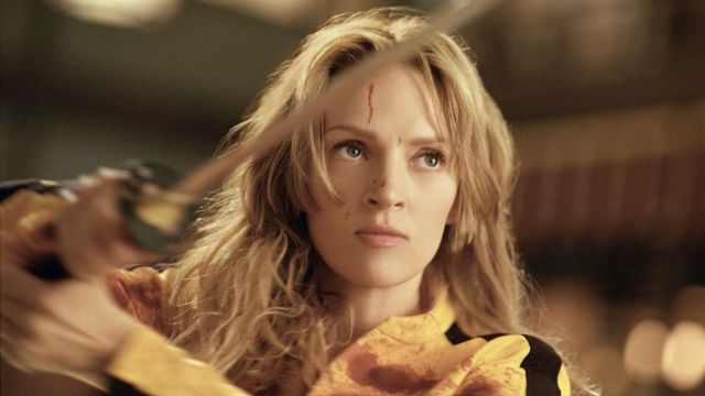 Kill Bill, Vol. I and II (2003, 2004)