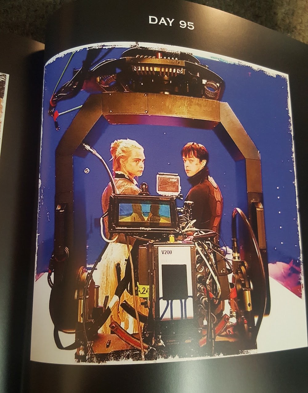 100 Days of Valerian