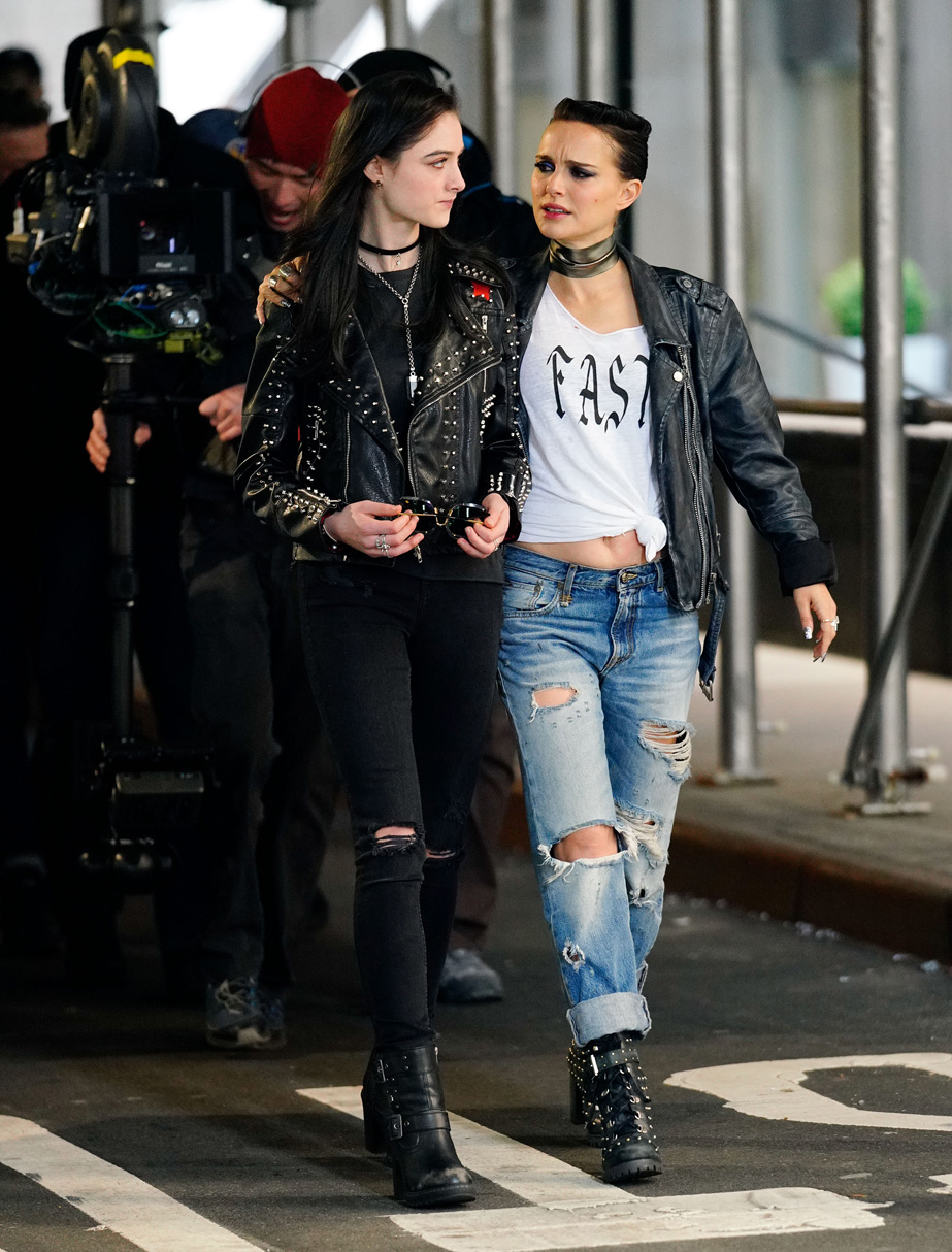 Vox Lux Set Photos