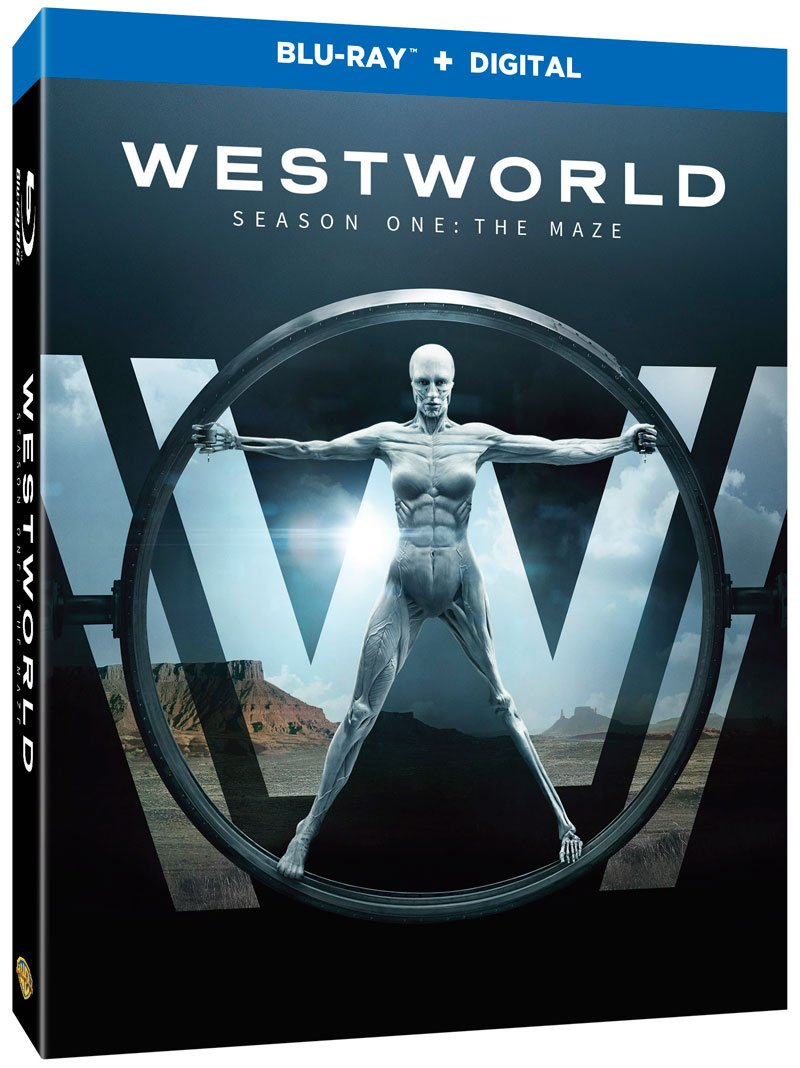 WestWorld Season 1 Blu-ray