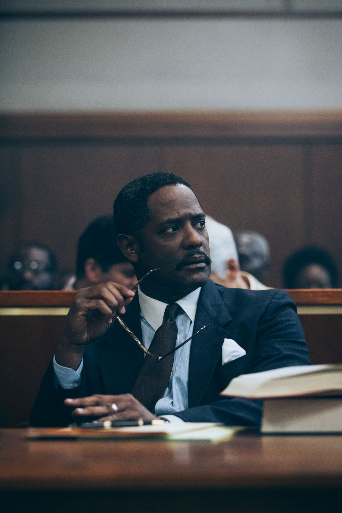 Blair Underwood as Bobby Burns