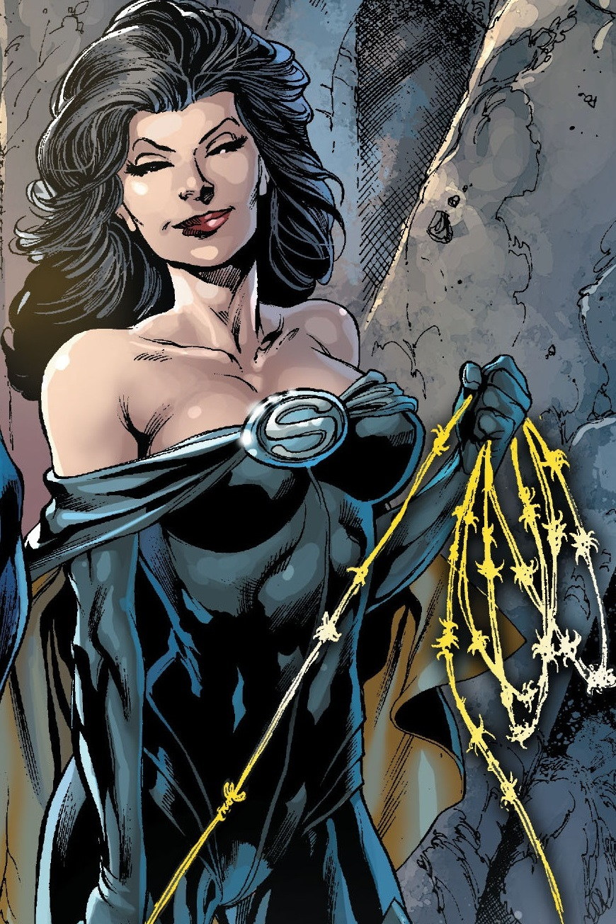 Super-Woman of Earth-3