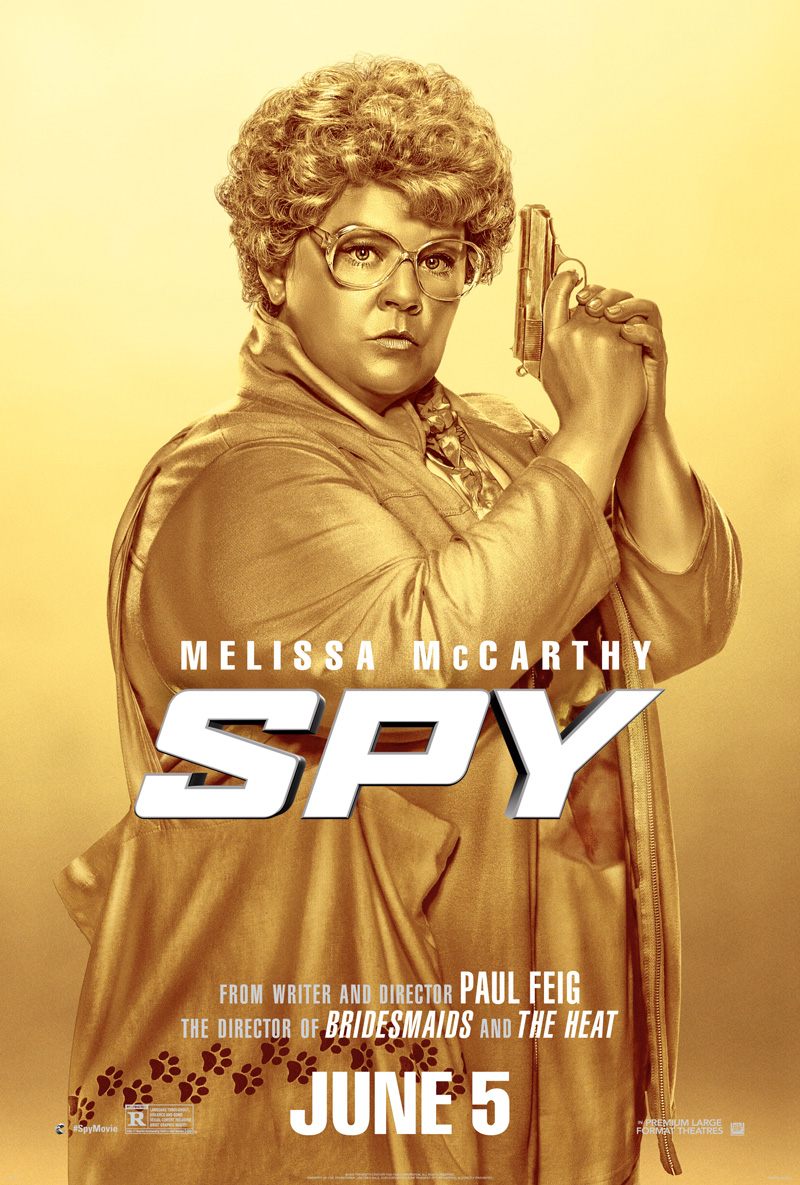 #11 Spy (20th Century Fox)